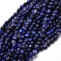 Lapis Lazuli Beads, Small Nugget