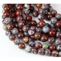 Pietersite Beads, 8mm Round