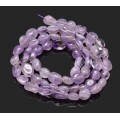 Amethyst Beads, Light Purple, Small Nugget