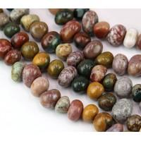 Ocean Jasper Beads, Medium Nugget