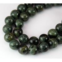 Kambaba Jasper Beads, 10mm Round