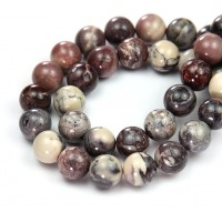 Porcelain Jasper Beads, 10mm Round