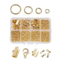 Findings Mix with Organizer, Gold Tone