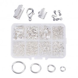 Findings Mix with Organizer, Silver Tone