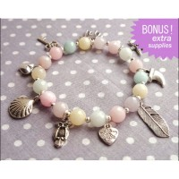 Stretch Charm Bracelet Kit