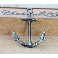 25x32mm Anchor Links, Gunmetal