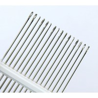 English Beading Needles, 39mm long, Size 10 (Regular), Pack of 50