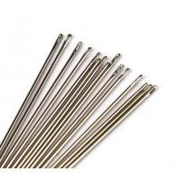 English Sharp Beading Needles, 32mm long, Size 10 (Regular)
