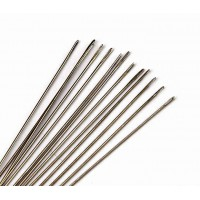 English Beading Needles, 49mm long, Size 13 (Thin), Pack of 25
