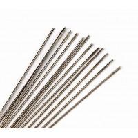 English Beading Needles, 49mm long, Size 13 (Thin)