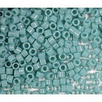 11/0 Toho Treasure Seed Beads, Opaque Turquoise, 5 Gram Bag