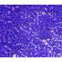 11/0 Toho Treasure Seed Beads, Frosted S..