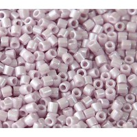 8/0 Miyuki Delica Seed Beads, Luster Berry Smoothie, 10 Gram Bag