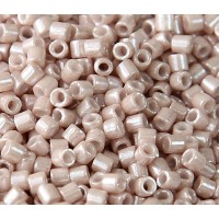 8/0 Miyuki Delica Seed Beads, Luster Pueblo Sands, 10 Gram Bag