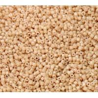 11/0 Miyuki Delica Seed Beads, Golden Oak Luster, 5 Gram Bag