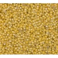 11/0 Miyuki Delica Seed Beads, Luminous Honeycomb, 5 Gram Bag