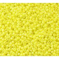 11/0 Toho Round Seed Beads, Opaque Rainbow Dandelion, 10 Gram Bag