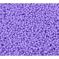 11/0 Miyuki Round Rocaille Seed Beads, Duracoat Columbine Purple, 10 Gram Bag