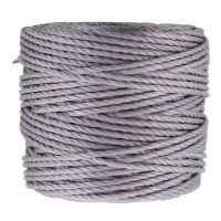 S-Lon Heavy Tex 400 Cord (0.9mm), Dark Lavender, 35 Yard Spool