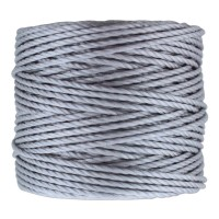 S-Lon Heavy Tex 400 Cord (0.9mm), Blue Pearl, 35 Yard Spool