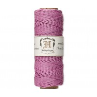 1mm Light Pink Polished Hemp Cord by Hemptique