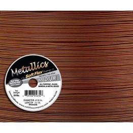 .019 Copper Soft Flex® Metallics Wire