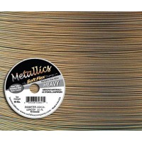 .024 Antique Brass Soft Flex® Metallics Wire