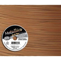 .024 Copper Soft Flex® Metallics Wire, 30 Ft Spool