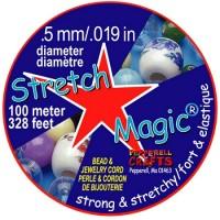 0.5mm Clear Stretch Magic Beading Cord 100m Spool