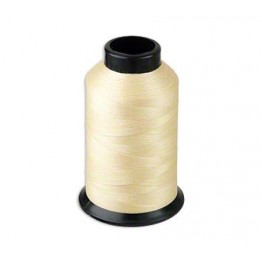Size D Light Tan Nylon Nymo Thread, 3 oz Spool