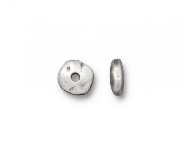 6mm Nugget Bead by TierraCast, Antique Pewter