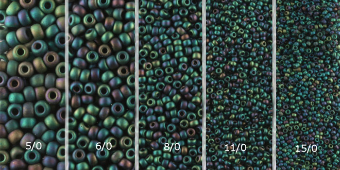 The Buyer S Guide To Seed Beads Part 1 Golden Age Beads