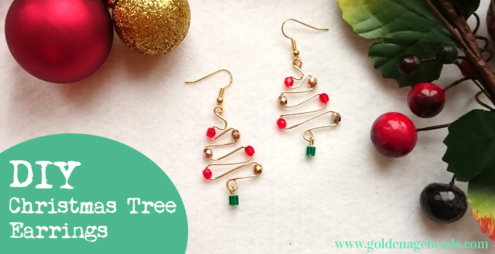 earrings for color by gift tree european rose xmas crystal online christmas pendientes cheap product women girl cz brincos enamel stud gold s