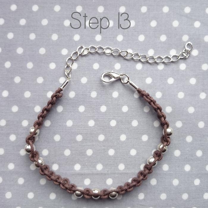 Men\'s Leather Cord Macramé Bracelet – Father\'s Day | Golden Age Beads