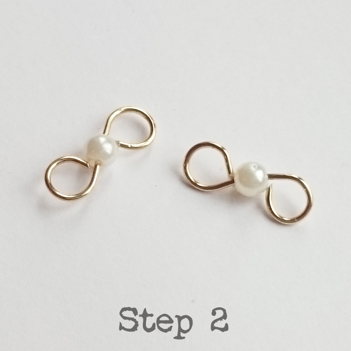 Introduction to Wirework – Easy DIY Wire Earrings | Golden Age Beads