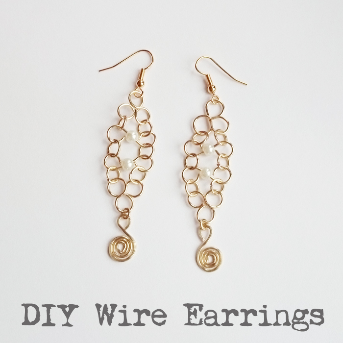 We hope you enjoyed this introduction to wirework and that you're inspired to make some beautiful wire creations! Please take a moment to share this post ...