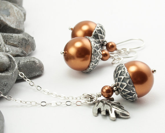 Bead Giveaway – Top 5 Picks for Fall Themed Jewelry ...